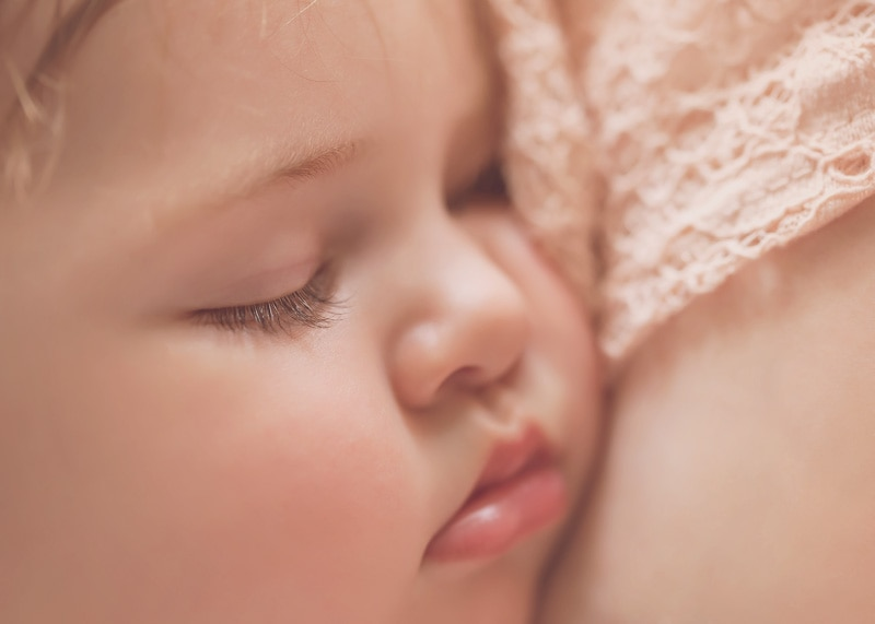 Lifestyle Photography, toddler sleeping