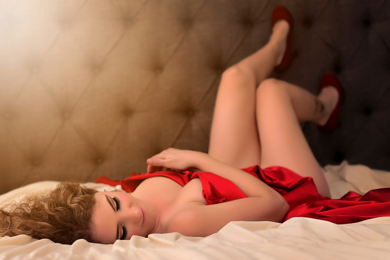 Boudoir Session – Jill Milam