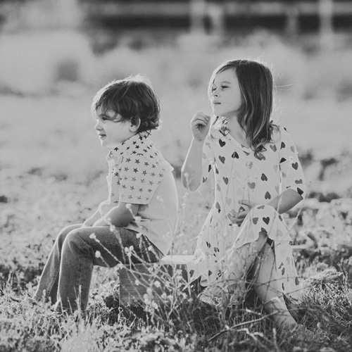 Daisies and Clovers Photography - The Kids